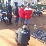 La policía secuestró 7 teléfonos celulares y varios repuestos telefónicos, e investiga su procedencia