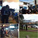Operativos de Seguridad: dos detenidos y otras cinco motocicletas retenidas hasta el momento