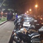 Varios detenidos, motocicletas y licencias de conducir retenidas dejó como resultado el Operativo de Nocturnidad