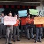 Sucursal Oberá de una cadena de electrodomésticos cerrada por reclamo de trabajadores