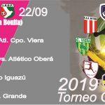 La 5ta fecha del Femenino se juega en Villa Bonita