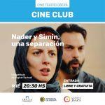 Hoy cine iraní en espacio INCAA obereño