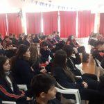 Campaña de alimentación saludable en los colegios de Oberá