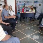 Higiene y seguridad: Reunión en la Defensoría por la certificación en planes de contingencia