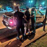 Intentó arrebatar una cartera y fue detenido por la Policía