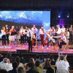 Más de 200 artistas cristianos en el Acto de Celebración de Gracias