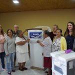 Centro de jubilados de Oberá recibió equipamiento