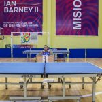 Juegos Deportivos Misioneros tenis de mesa instancia provincial
