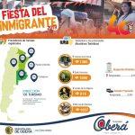 Lo que dejó en turismo la Fiesta Nacional del Inmigrante