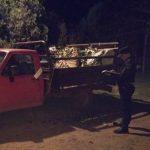 La Policía recuperó 500 kilogramos de yerba mate sustraídos y detuvo al autor cuando este lo trasbordaba