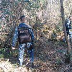 La policía continúa buscando intensamente a un septuagenario desaparecido en Alberdi