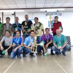 """Oberá se consagró Campeón en la XXX torneo de Ajedrez  """"Fiesta del Inmigrante 2019"""""""