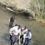 La Policía encontró al abuelo Carlos Simon de 71 años
