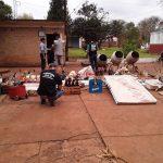 """Detuvieron a """"Charico"""" y recuperaron elementos robados en Campo Viera y Campo Grande"""