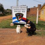 La Policía recuperó una garrafa robada y busca intensamente a los autores del hecho