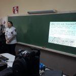 La Policía Comunitaria continúa brindando charlas y talleres en las escuelas de la Zona Centro