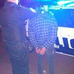 Forzó la puerta de una vivienda ajena y fue detenido por la Policía