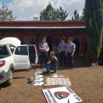 Policías capturaron a «narco» e incautaron más de 4 kilogramos de cocaína