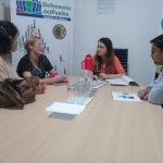Celiacos acudieron a la Defensoría del Pueblo