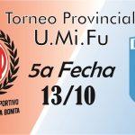 Provincial UMiFu – A todo o nada en la 5ta