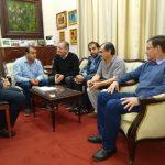 Autoridades de la CELO se reunieron con Herrera Ahuad y Wellbach