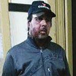 Detuvieron a Pedro Moscón por golpear a su madre