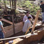La Asociación Civil Fortalecer Misiones, la Facultad de Ingeniería y el INTA dotaron de agua a comunidad guaraní
