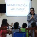 Día mundial del lavado de manos y de la alimentación saludable