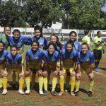 Femenino- Se juega la 9a en cancha del Iguazú