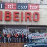 Continúan las medidas de fuerza de los empleados de Ribeiro Oberá
