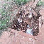 Solicitan que se repare un desagüe pluvial