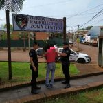 Detuvieron a un joven por ocasionar disturbios en el ingreso al parque de las Naciones
