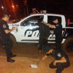 Intentó ingresar a una vivienda ajena y minutos después la Policía lo detuvo