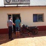 Recuperaron una motoguadaña robada a un agricultor y detuvieron al presunto autor