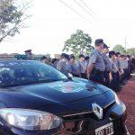 Detenidos, demorados, y vehículos retenidos en operativo policial de alto impacto