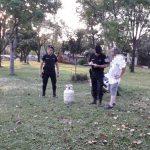 Recuperaron una garrafa y detuvieron a un joven en Oberá
