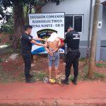 La Policía recuperó una amoladora robada y detuvo al presunto autor del hecho