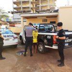 Detuvieron a un joven por un robo calificado en Oberá