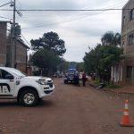 Siniestros viales dejaron dos motociclistas lesionados.