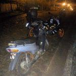 Cinco detenidos;  motocicletas y licencias retenidas en el marco del Operativo de Nocturnidad