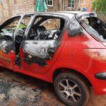 Detuvieron a un joven por el incendio de dos vehículos en Oberá