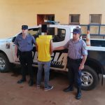 Detuvieron al autor del robo de una motocicleta en Oberá