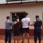 Policías detuvieron a dos jóvenes por lesionar a un adolescente