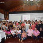 Salud Pública realizó charla sobre cáncer de mama