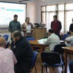 Se realizó el taller de transformación digital en la Facultad de Ingeniería
