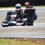 Karting: Se presenta la octava fecha en el kartódromo de Oberá