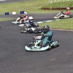 Karting: A puro show brilló el Karting Misionero en Oberá