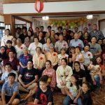 La Colectividad Japonesa festejó 40 años