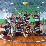 La escuela municipal de korfball bicampeona nacional