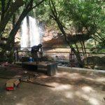 Mantenimientos en el Camping Salto Berrondo